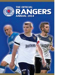 Official Rangers FC Annual 2014 (HB)