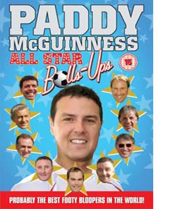 Paddy McGuinness - All Star Balls Ups (DVD)