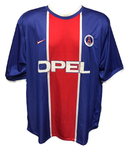 Paris Saint-Germain 1999-00 Home Shirt
