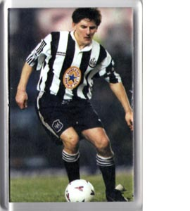 Peter Beardsley Newcastle United (Fridge Magnet)