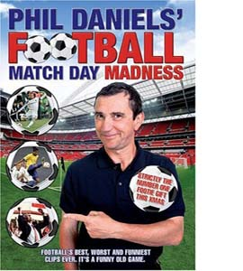 Phil Daniels' Football Matchday Madness (DVD)