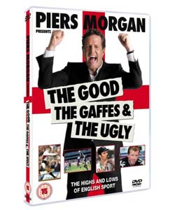 Piers Morgan - The Good, The Gaffes & The Ugly (DVD)
