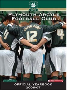 Plymouth Argyle Official Yearbook 2006/07 (HB)