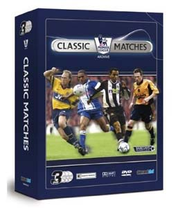 Premier League Classic Matches Triple Pack (DVD)