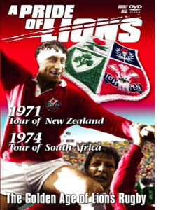 Pride Of Lions (DVD)