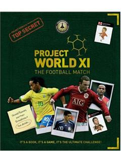 Project World XI: The Football Match (HB)