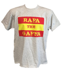 Rafa The Gaffa Grey (T-Shirt)