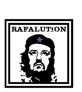 Rafalution (Greetings Card)