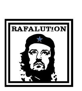 Rafalution (Greetings Card)