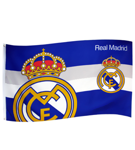 Real Madrid F.C. Flag