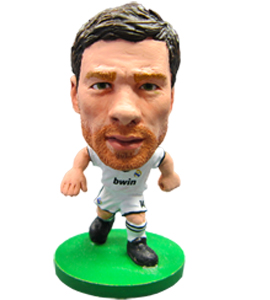 Real Madrid Soccer Starz Xabi Alonso