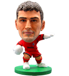 Real Madrid Soccer Starz Iker Casillas