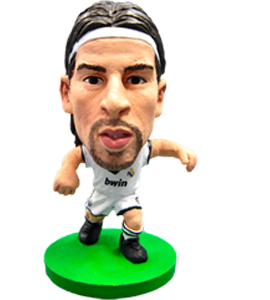 Real Madrid Soccer Starz Sami Khedira