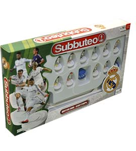 Real Madrid Subbuteo Team