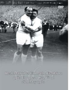 Real Madrid V Eintracht Frankfurt 1960 European Cup Final (DVD)