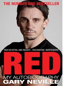Red: My Autobiography Gary Neville