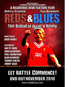 Reds & Blues the ballad of Dixie & Kenny (DVD)