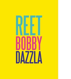 Reet Bobby Dazzla, Pop Art (Greeting Card)
