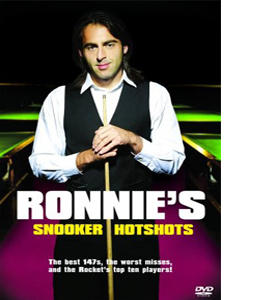 Ronnie O'Sullivan: Ronnie's Snooker Hotshots (DVD)