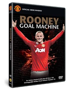 Rooney: Goal Machine (DVD)
