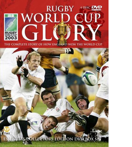 Rugby World Cup Glory 2003 Box Set (DVD)