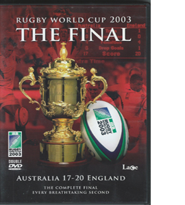 Rugby World Cup 2003: The Final (DVD)