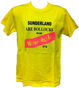 S*nderland Are Bollocks (T-Shirt)