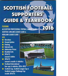 Scottish Football Supporters' Guide & Yearbook 2016