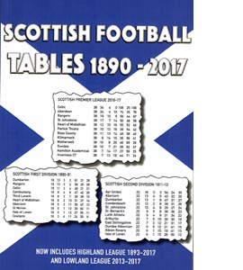 Scottish Football Tables 1890-2017