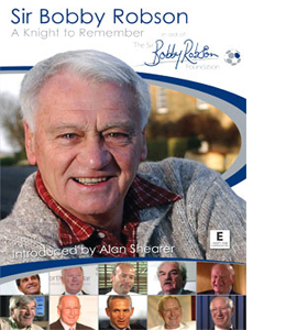 Sir Bobby Robson - A Knight To Remember (DVD)