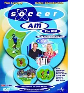Soccer Am: The Top Ten Goals Of All Time (DVD)