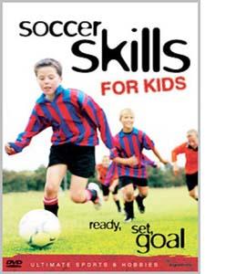 Soccer Skills For Kids - Ready Set Goal (DVD)