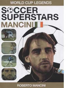Soccer Superstars: World Cup Heroes - Roberto Mancini (DVD)