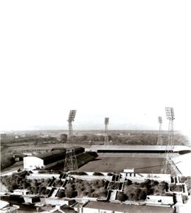 St James Park 1960 Newcastle United (Postcard)