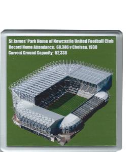 St James' Park Stadium (Coaster)