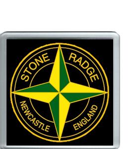 Stone Radge Newcastle England (Coaster)