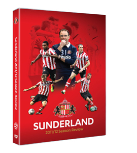 Sunderland 2011/12 Season Review (DVD)