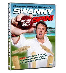 Swanny - In a Spin! (DVD)