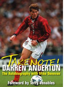 Take Note! Darren Anderton (HB)