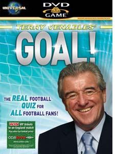 Terry Venables Football Quiz (DVD)
