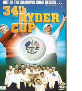 The 34th Ryder Cup (DVD)