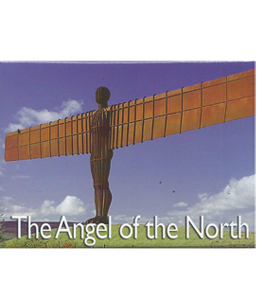 The Angel Of The North (Fridge Magnet)