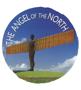 The Angel Of The North Drinks (Coaster)
