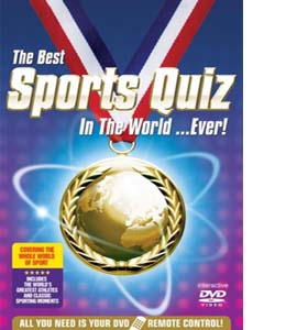The Best Sports Quiz In The World...Ever!  (DVD)