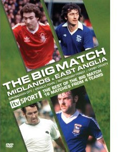 The Big Match: The Midlands (DVD)