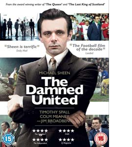 The Damned United (DVD)