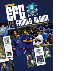 The Everton Football Club Family Album