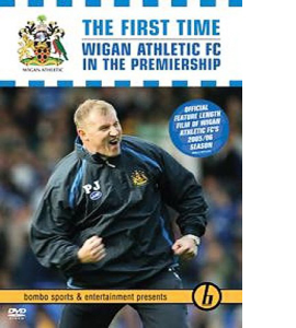 The First Time: Wigan FC in the Premiership (DVD)