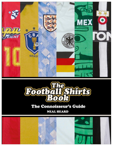 The Football Shirts Book (HB)
