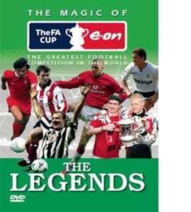 The Legends - The Magic Of The FA Cup (DVD)